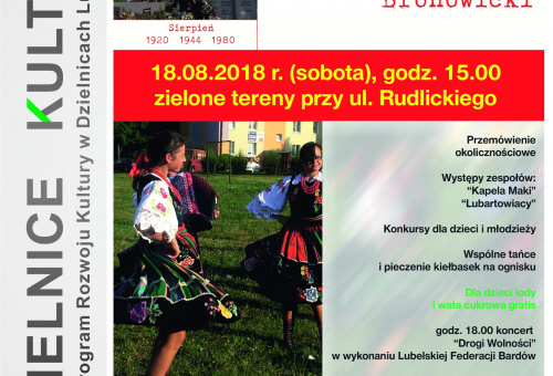 VIII Kulturalny Sierpień Bronowicki