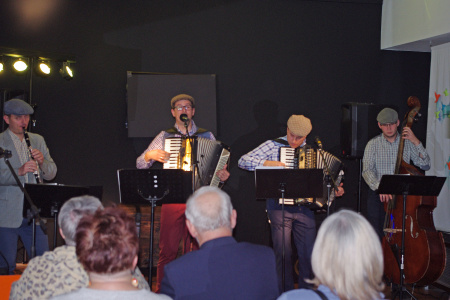 Koncert Maciejowej Kapeli
