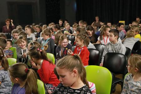 Wystawa prac plastycznych uczniów ze Szkoły Podstawowej nr 32 w Lublinie