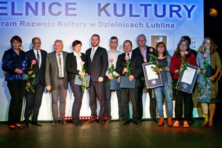 Gala Programu Dzielnice Kultury