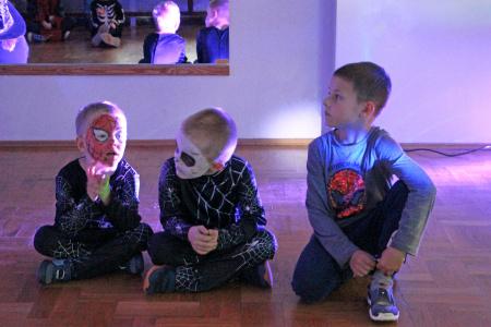 Czarodziejska kraina - bal dla dzieci