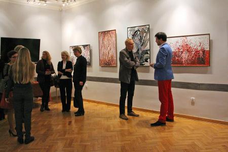Wystawa Malarstwa Władysława Maławskiego