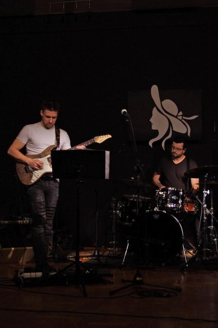 Koncert zespołu ML-Trio