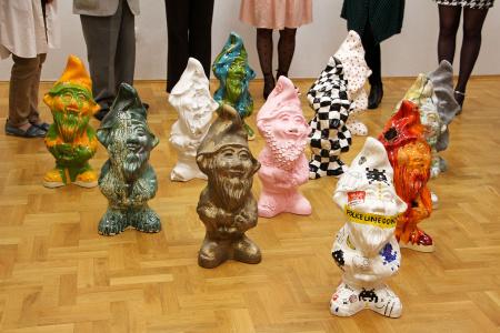 """Wystawa ceramiki pt. """"Karypel"""""""