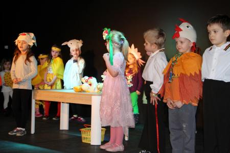 """Wystawa prac plastycznych dzieci z Przedszkola nr 32 w Lublinie pt. """"Wielkanoc i wiosenne przebudzenie"""""""
