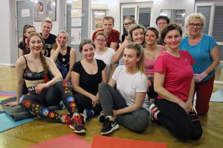 Slavica Dance Fitness - warsztaty