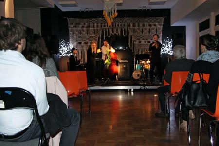Koncert zespołu Klara Cloud & The Vultures