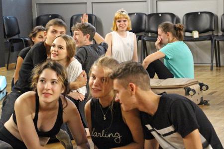 """Międzynarodowe Warsztaty Teatralne """"Antylaba"""""""