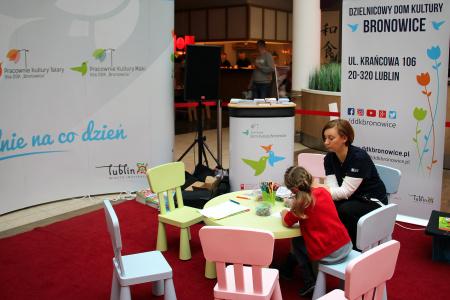 Akcja promocyjna w Atrium Felicity