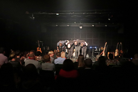 Cuatro Manos - koncert