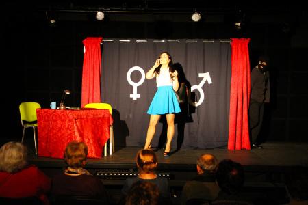 "Kabaret FiFa-Rafa: ""Słaba Płeć"""