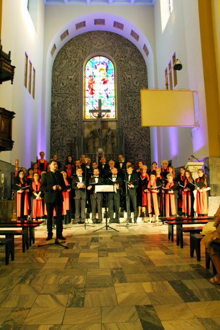 Koncert Chóru Prymasowskiego