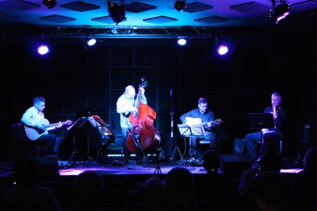 "Koncert jazzowy ""BoMuLeKo kwartet"""