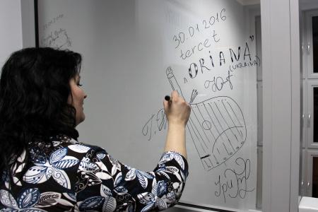 "Koncert Tercetu Bandurzystek ""Oriana"""