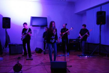 Koncert zespołu INAF