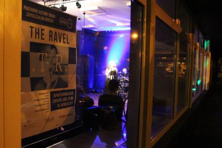 Koncert zespołu The Ravel