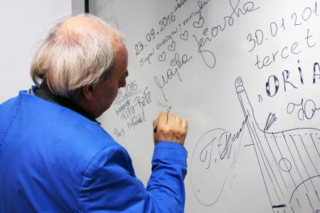 Spotkanie z Jerzym Rogalskim