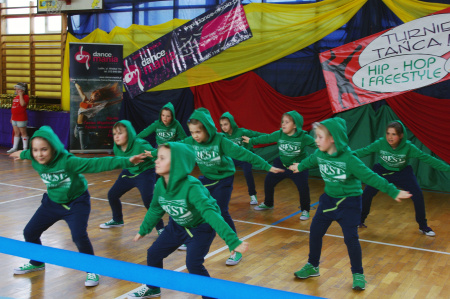 Turniej Tańca Hip-Hop i Freestyle - 23.04.2016
