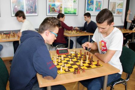 VII Ogólnomiejski Turniej Szachowy - BRONOWICE