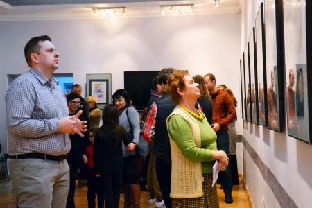 Wystawa fotografii Michała Stefańskiego