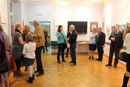 Wystawa Malarstwa Honoraty Świderskiej