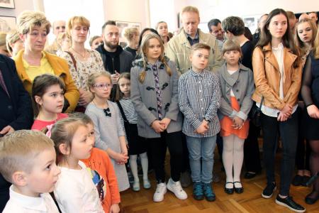 """Wystawa pokonkursowa XXI Konkursu Plastycznego """"Mój Świat"""", III edycja międzynarodowa pt. """"Lublin"""""""