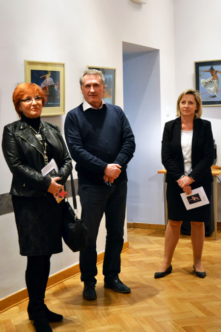 Wystawa Pasteli Leszka Niewiadomskiego