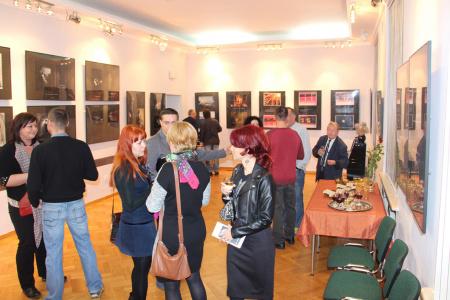 Wernisaż wystawy -  20.02.2015