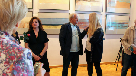 Wystawa Malarstwa Małgorzaty Wzorek