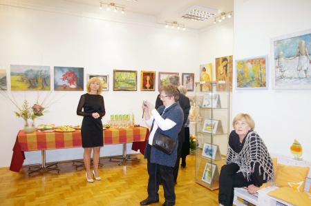 Wystawa malarstwa Grupy Twórczej
