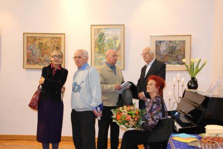 Wystawa Malarstwa Ewy Wójcik