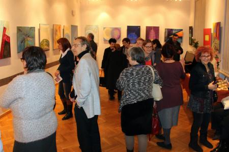 Wystawa Malarstwa Eleonory Sarnowskiej