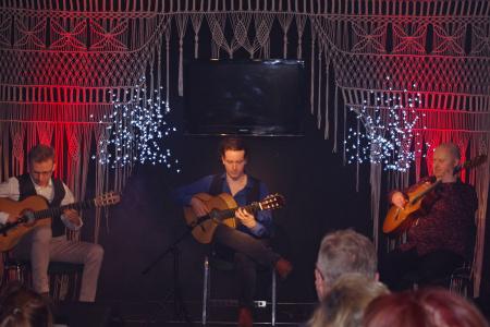 Koncert zespołu ProFLAMENCO Trio