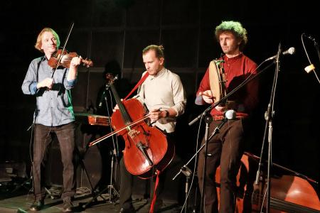 Janusz Prusinowski Kompania - koncert