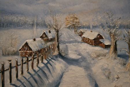 Wystawa malarstwa Anny Laurson