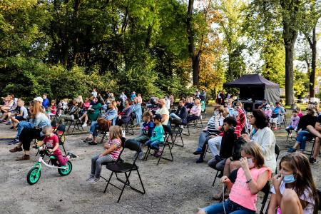Kulturalny plener w dzielnicy Bronowice