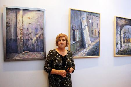 Wystawa Malarstwa Zofii Skiby