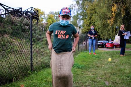 #NaTropieNiepodległej w dzielnicy Kośminek