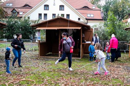 #NaTropieNiepodległej w dzielnicy Bronowice