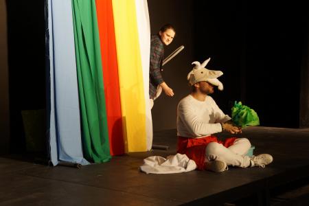 Spektakl dla dzieci i Warsztaty Teatralne