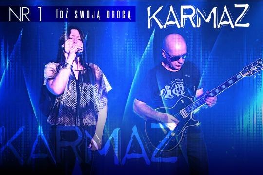 Koncert zespołu KARMAZ