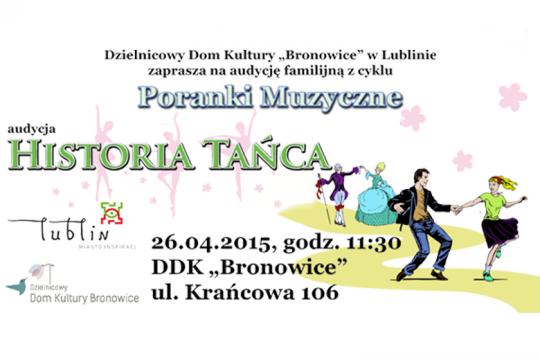 Poranek Muzyczny - 26.04.2015