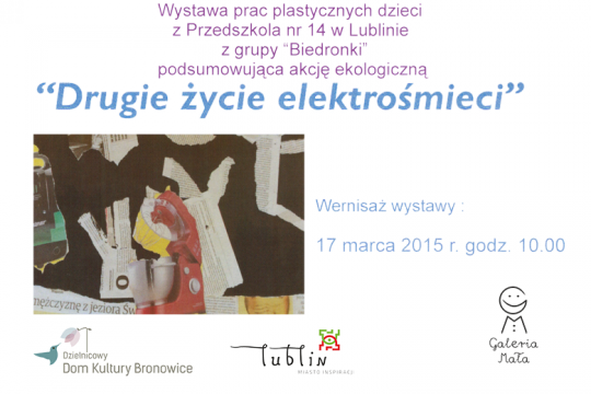Wernisaż wystawy - 17.03.2015