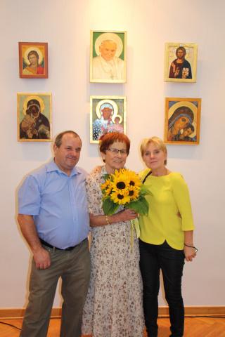 Wystawa Malarstwa Zofii Sneli