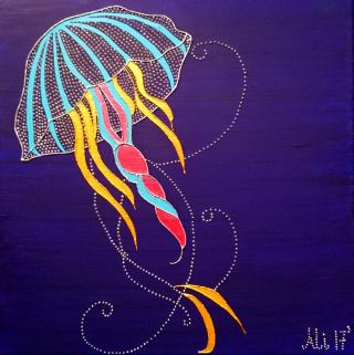 Wystawa malarstwa Alicji Kęski
