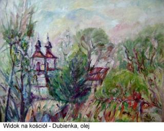 Wystawa malarstwa Grażyny Nóżki-Jabłońskiej
