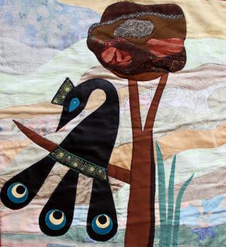 Wystawa prac Krystyny Czarnostawskiej