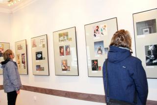Baner promujący Wystawę pokonkursową XIII Międzynarodowego Konkursu Fotograficznego