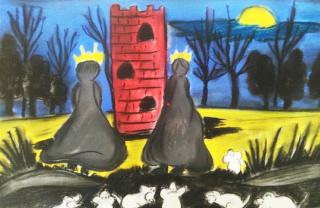 Wystawa prac plastycznych dzieci ze Szkoły Podstawowej nr 31